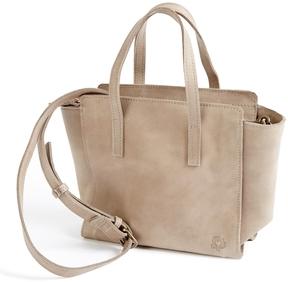 fashionABLE Meles Leather Handbag