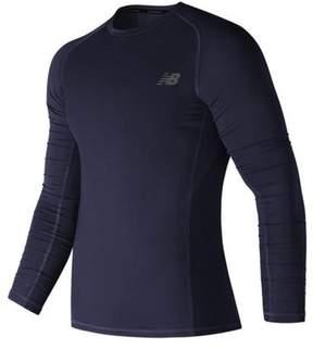 New Balance Men's MT73036 Aeronamic Long Sleeve Top