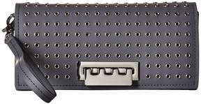 Zac Posen Earthette Wristlet Wallet