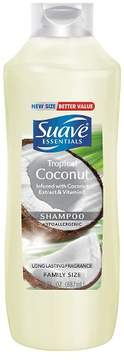 Suave Essentials Tropical Coconut Shampoo - 30oz