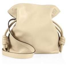 Loewe Flamenco Knot Small Leather Shoulder Bag
