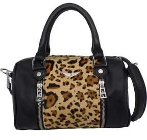Zadig & Voltaire Sunny Black Leather Handbag