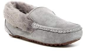 Lamo Aussie Moc Faux Fur Driver Slipper