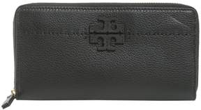 Tory Burch Zip Around Wallet - NERO - STYLE
