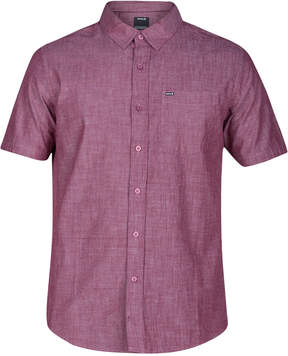 Hurley Men's One and Only Cotton Shirt