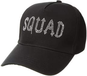 Betsey Johnson Rock Squad Baseball Hat Caps