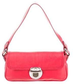Marc Jacobs Louise Shoulder Bag - RED - STYLE