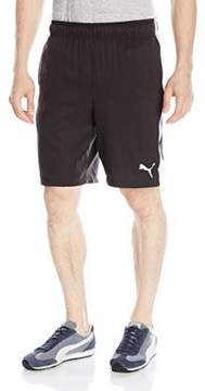 Puma Mens ??FORMSTRIPE WOVEN SHORTS 10', ?BLACK, XL