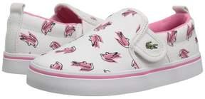 Lacoste Kids Gazon Kid's Shoes