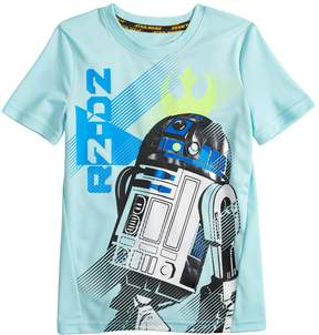 Star Wars A Collection For Kohls Boys 4-7x a Collection for Kohl's R2D2 Tee