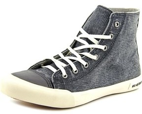 SeaVees 08/61 Round Toe Canvas Sneakers.