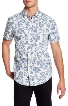 Report Collection Floral Print Regular Fit Shirt