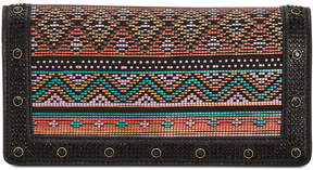INC International Concepts I.n.c. Faany Tribal Clutch, Created for Macy's