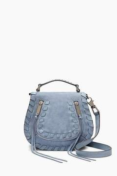 Rebecca Minkoff Small Vanity Saddle Bag - ONE COLOR - STYLE