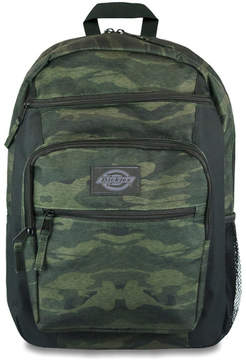 Dickies Double Deluxe Camouflage Backpack