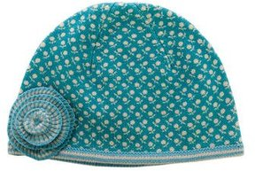 Marc by Marc Jacobs Wool Patterned Beanie