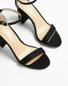 Express Thick Heeled Sandals