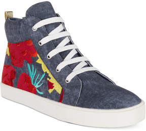 Kenneth Cole New York Kam High-Top Sneakers, Little Girls (11-3) & Big Girls (3.5-7)
