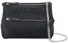 Givenchy tonal applique logo shoulder bag