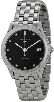 Longines Flagship Automatic Black Dial Men's Watch
