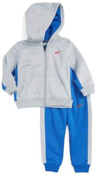 Nike Infant Boy's Ko Therma-Fit Fleece Hoodie & Pants Set
