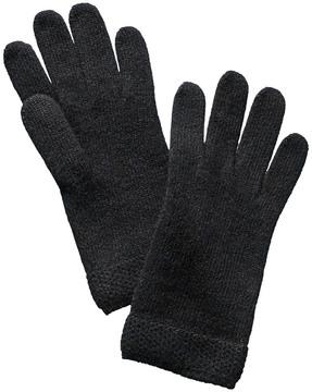 Portolano Orchid Pink Cashmere Gloves