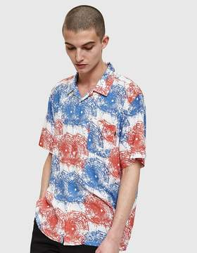 Obey Shatterered Woven Shirt