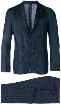 Lardini two-button suit
