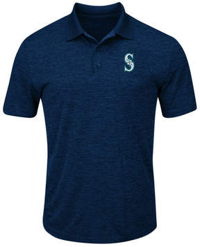 Majestic Men's Seattle Mariners First Hit Polo Shirt