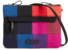 Vera Bradley Winter Patchwork Iconic Custom Crossbody Bag - WINTER - STYLE