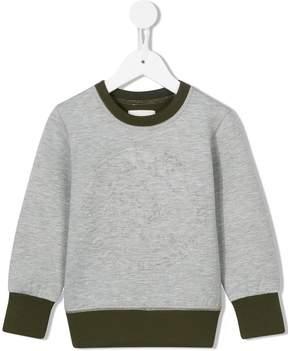 Diesel mohawk motif sweatshirt