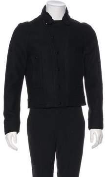 Balenciaga Wool & Angora Jacket