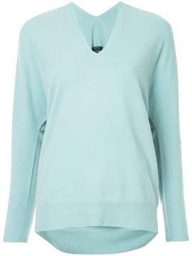 Aula v-neck jumper