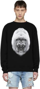 Marcelo Burlon County of Milan Black Gorilla Sweatshirt