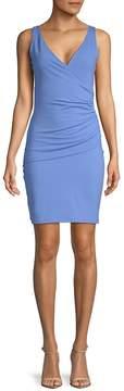 Susana Monaco Women's Sleeveless Wrap Dress