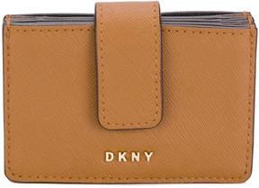 DKNY foldover cardholder