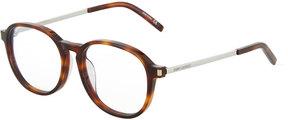 Saint Laurent Round Acetate Optical Glasses
