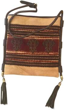 Emilio Pucci Brown Cloth Handbag
