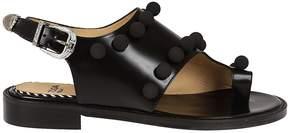 Toga Pulla Beaded Embellished Sandals