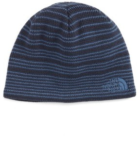 The North Face 'Bones' Microfleece Beanie - Blue
