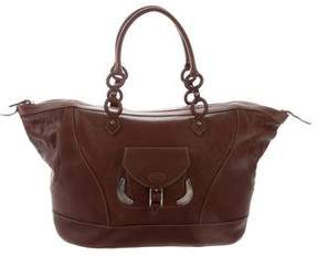 Tod's Leather E/W Tote