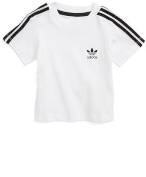 Infant Boy's Adidas Originals Stripe T-Shirt