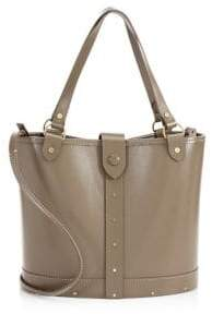The Row Pail Leather Purse