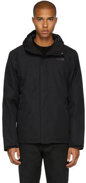The North Face Black Inlux Insulated Jacket
