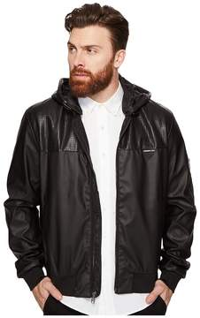 Members Only Coated Nylon Myrtle Jacket