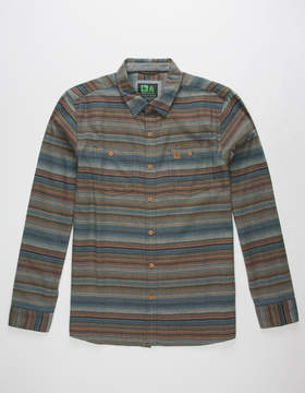 Hippy-Tree Hippytree Escondido Mens Flannel Shirt
