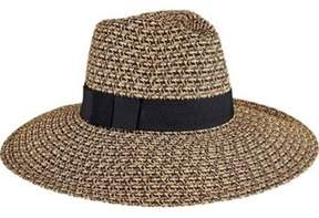San Diego Hat Company Women's Mixed Ultrabraid Fedora Ubl6493.
