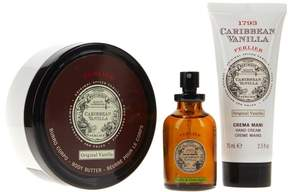 Perlier Caribbean Vanilla & Apple 3-piece Kit