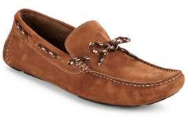 Saks Fifth Avenue Leather Boat Shoes