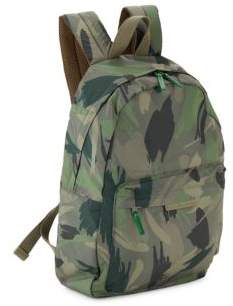 Stella McCartney Stokes Camo Backpack